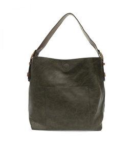 Joy Susan Classic Hobo Handbag Juniper