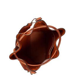 Lounenhide Apollo Bucket Bag Tan