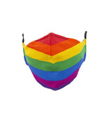 Socksmith Socksmith Mask Rainbow