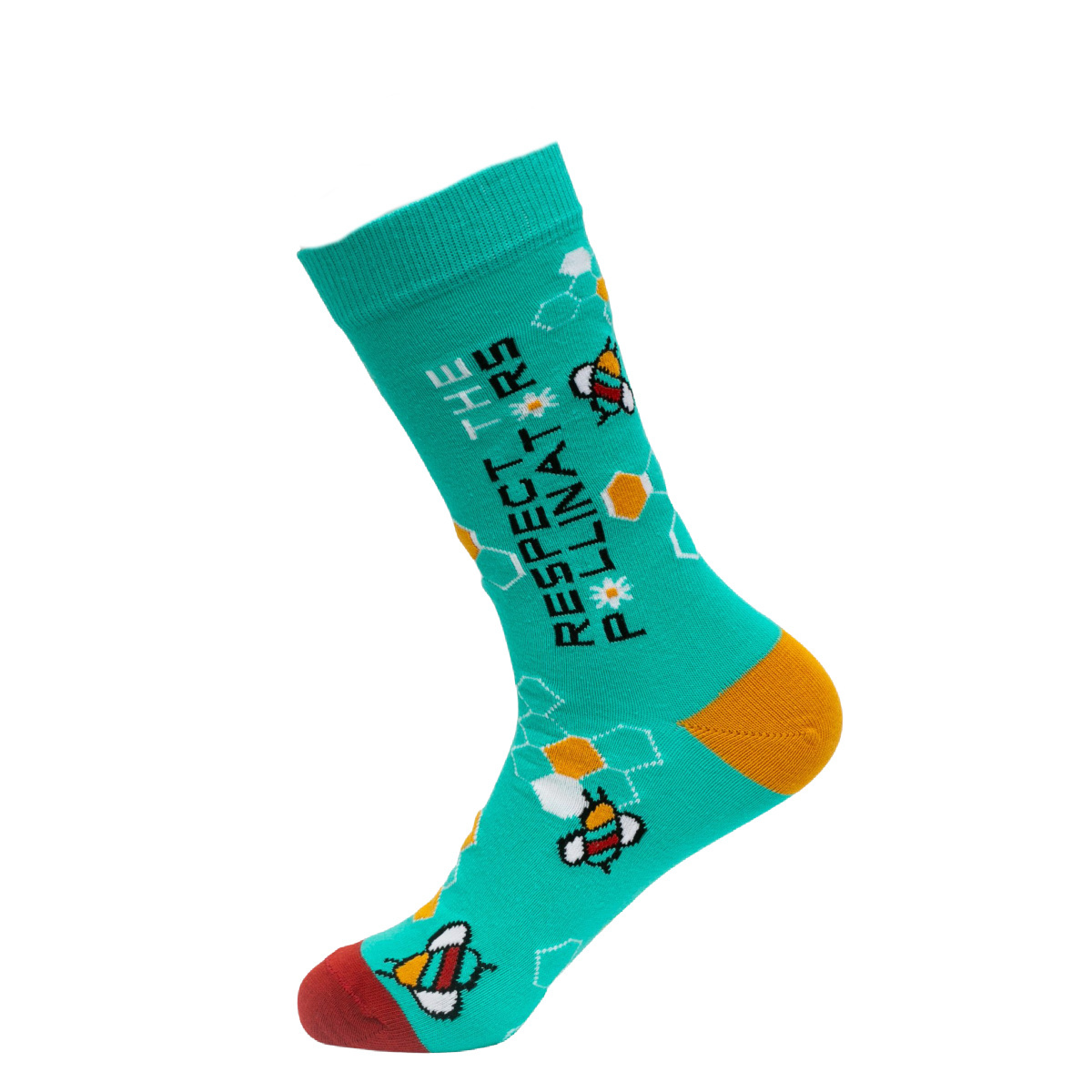 Socks Atomica Socks Atomica Respect The Pollinators