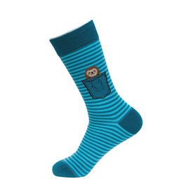Socks Atomica Sloth Pocket