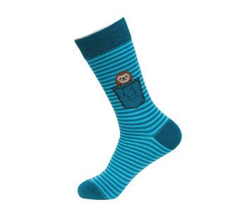 Socks Atomica Sloth Pocket