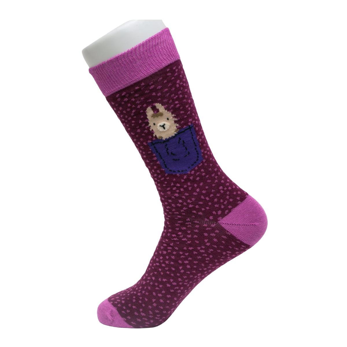 Socks Atomica Socks Atomica Llama Pocket