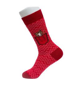 Socks Atomica Kitty Pocket