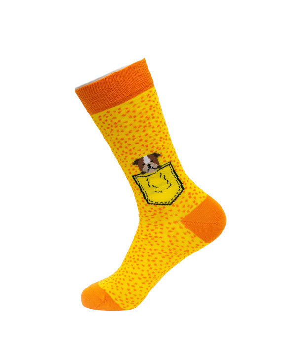 Socks Atomica Puppy Pocket