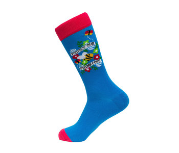Socks Atomica Pollinators