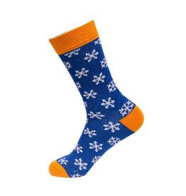 Socks Atomica Snowflakes