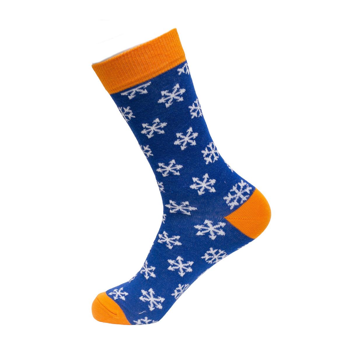 Socks Atomica Socks Atomica Snowflakes