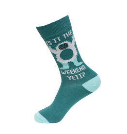Socks Atomica Weekend Yeti