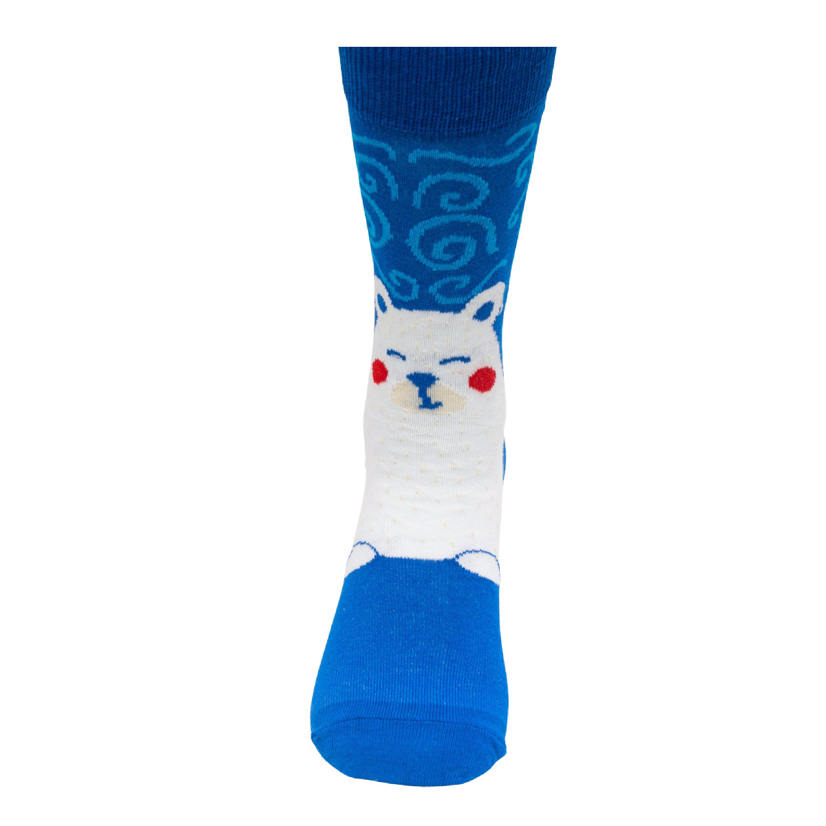 Socks Atomica Socks Atomica Polar Bear Blues