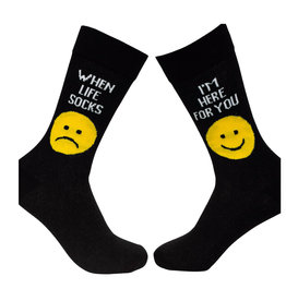Socks Atomica When Life Socks