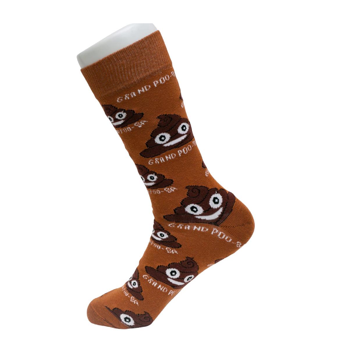 Socks Atomica Socks Atomica The Grand Poo-Ba