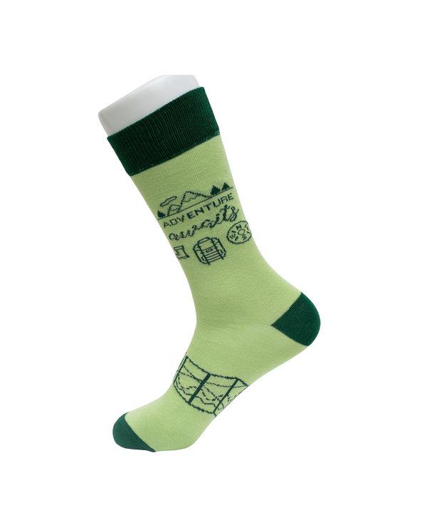 Socks Atomica Adventure Awaits