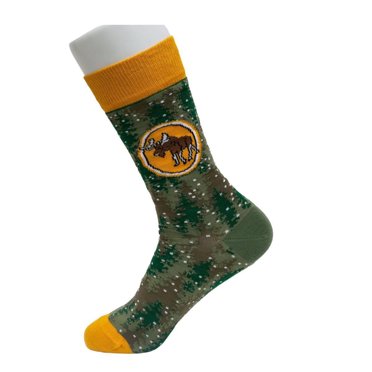 Socks Atomica Socks Atomica Moose On The Loose