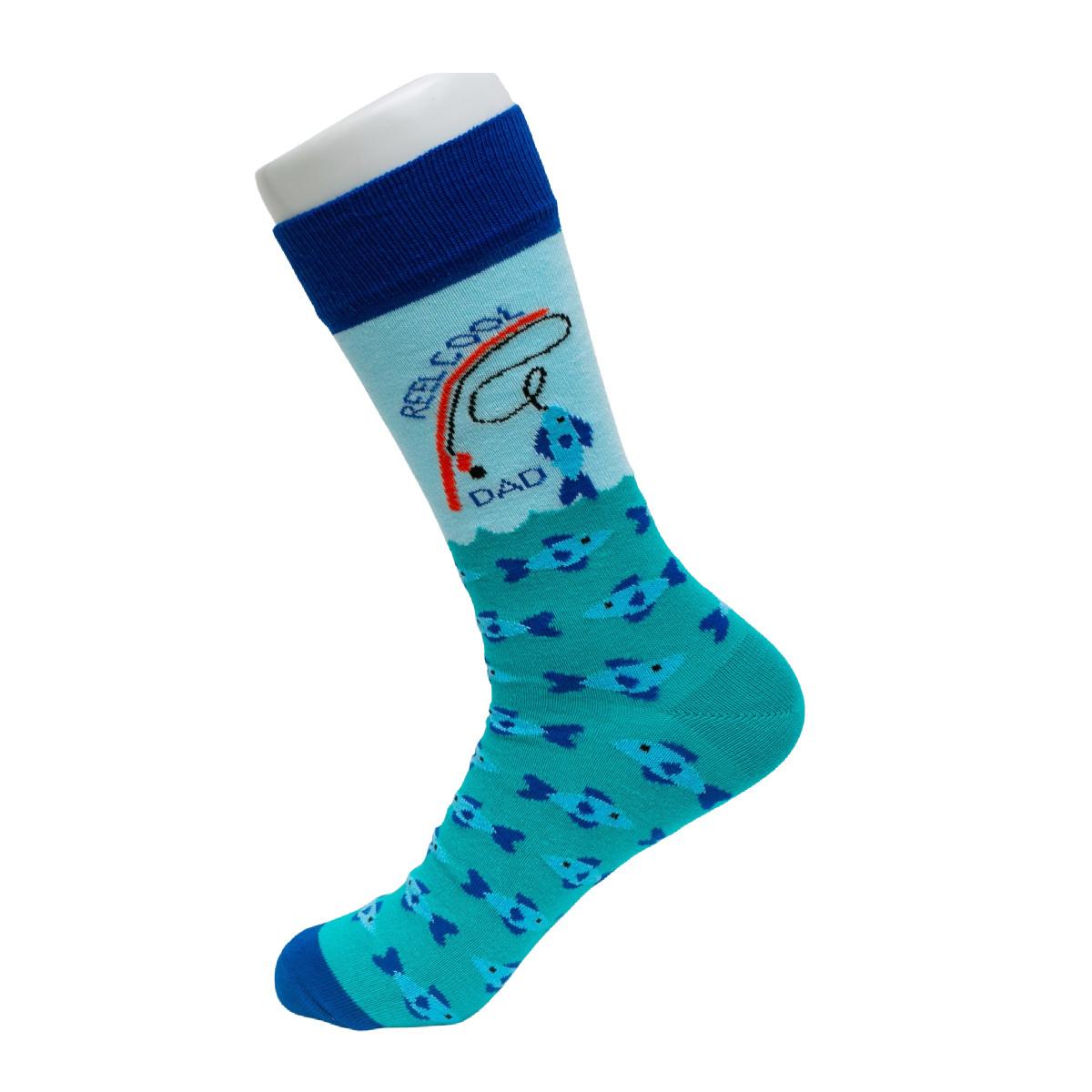 Socks Atomica Socks Atomica Reel Cool Dad