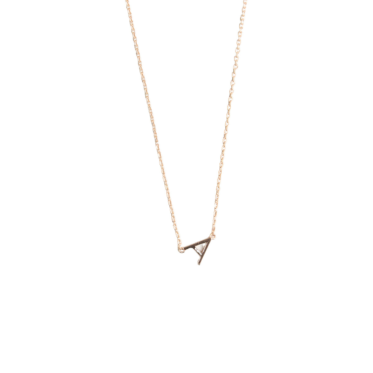 Michelle McDowell Michelle McDowell Luxe Initial Necklace