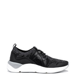 Atom One F0878 Sneaker Black