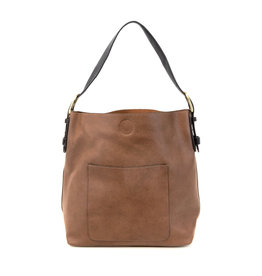 Joy Susan Classic Hobo Handbag Chestnut
