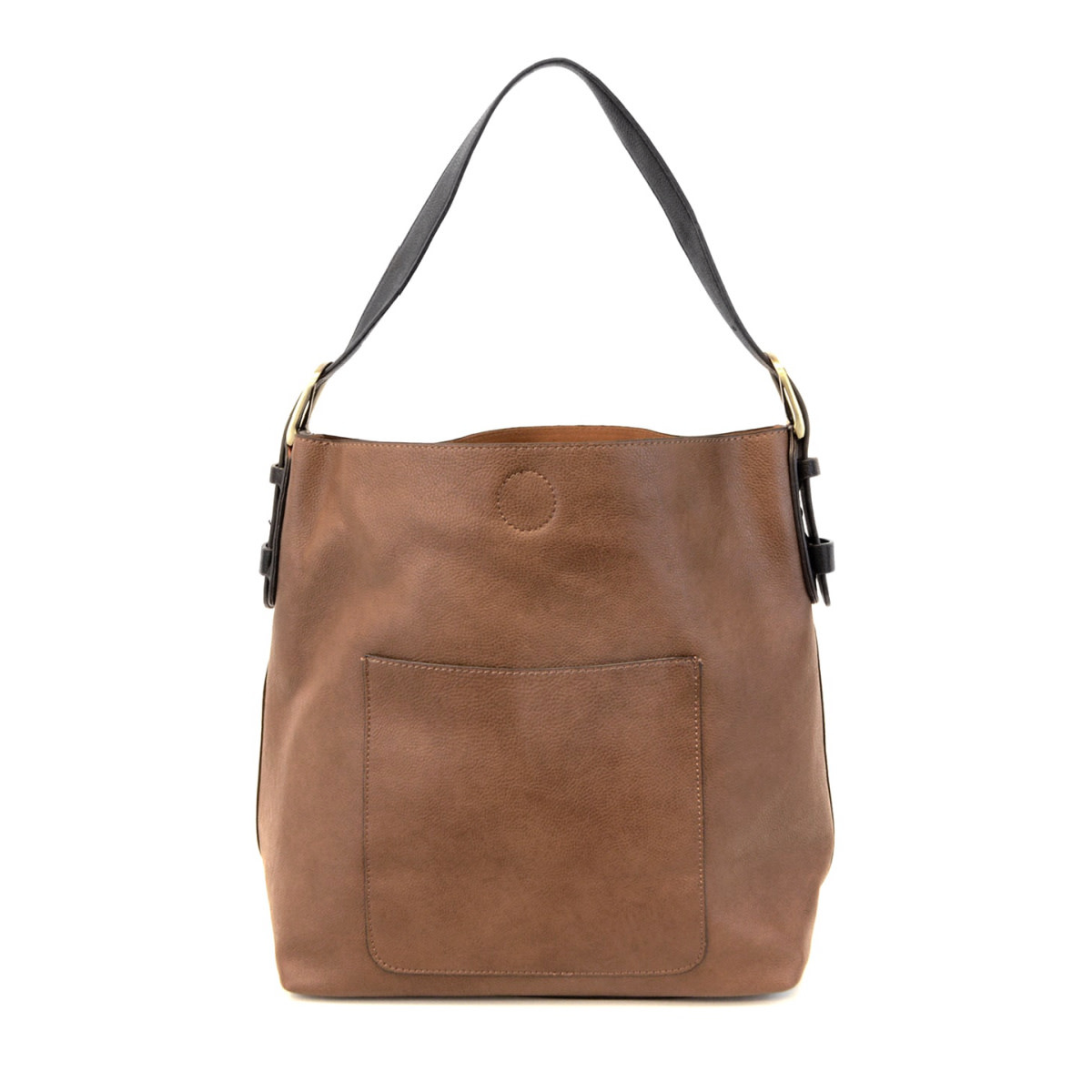 Joy Susan Joy Susan Classic Hobo Handbag Chestnut