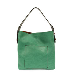 Joy Susan Classic Hobo Handbag Sea Glass
