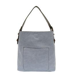 Joy Susan Classic Hobo Handbag Wedgewood Blue
