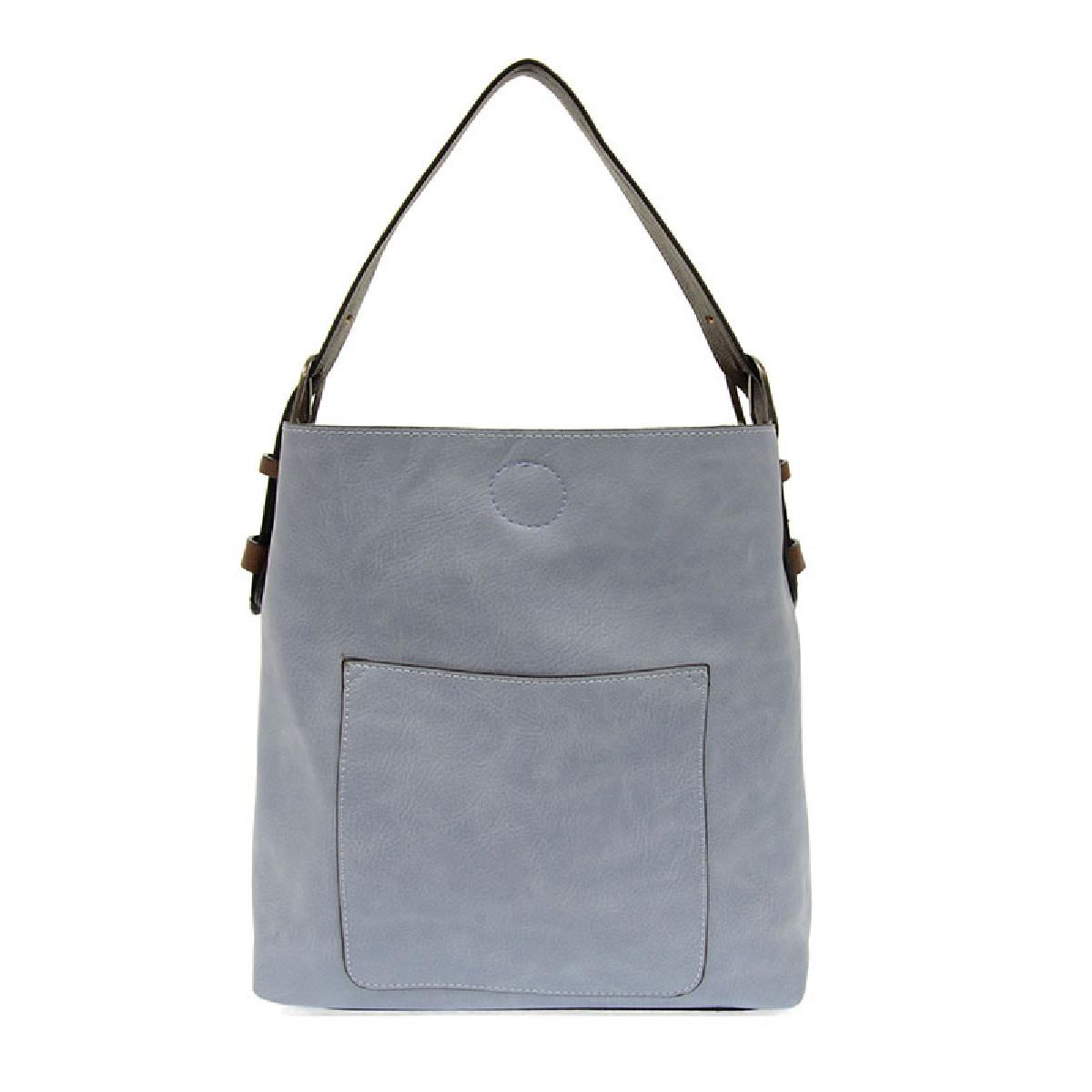 Joy Susan Joy Susan Classic Hobo Handbag Wedgewood Blue