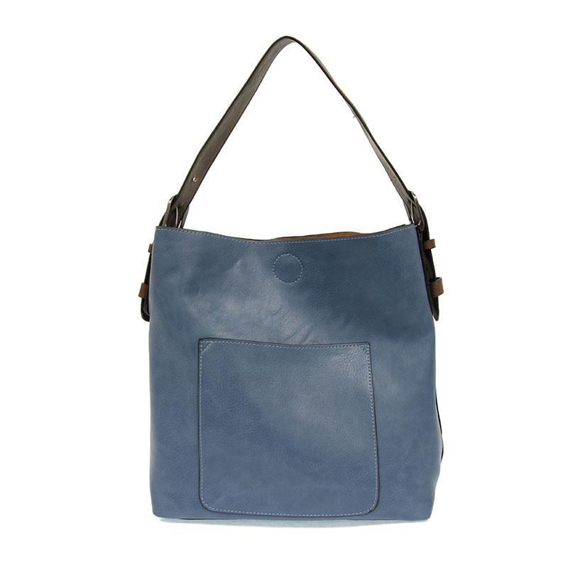 Joy Susan Joy Susan Classic Hobo Handbag Cerulean