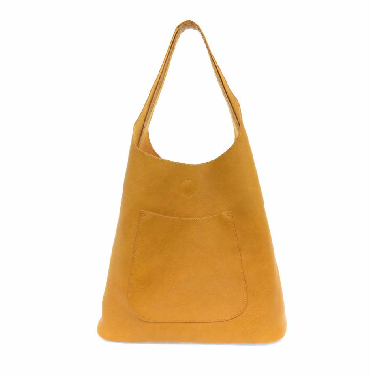 Joy Susan Joy Susan Molly Slouchy Hobo Handbag Amber