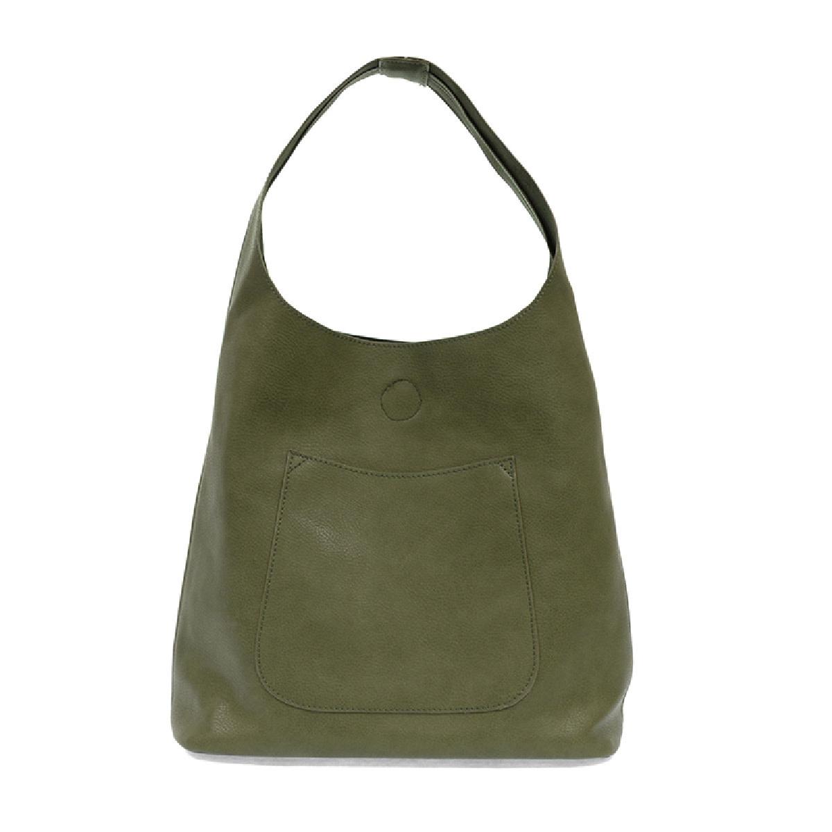 Joy Susan Joy Susan Molly Slouchy Hobo Handbag Basil