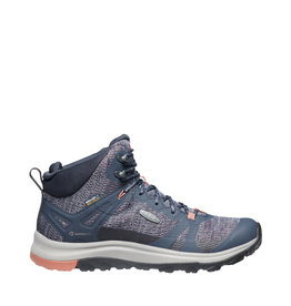 Keen Women's Terradora II Mid WP Blue Nights