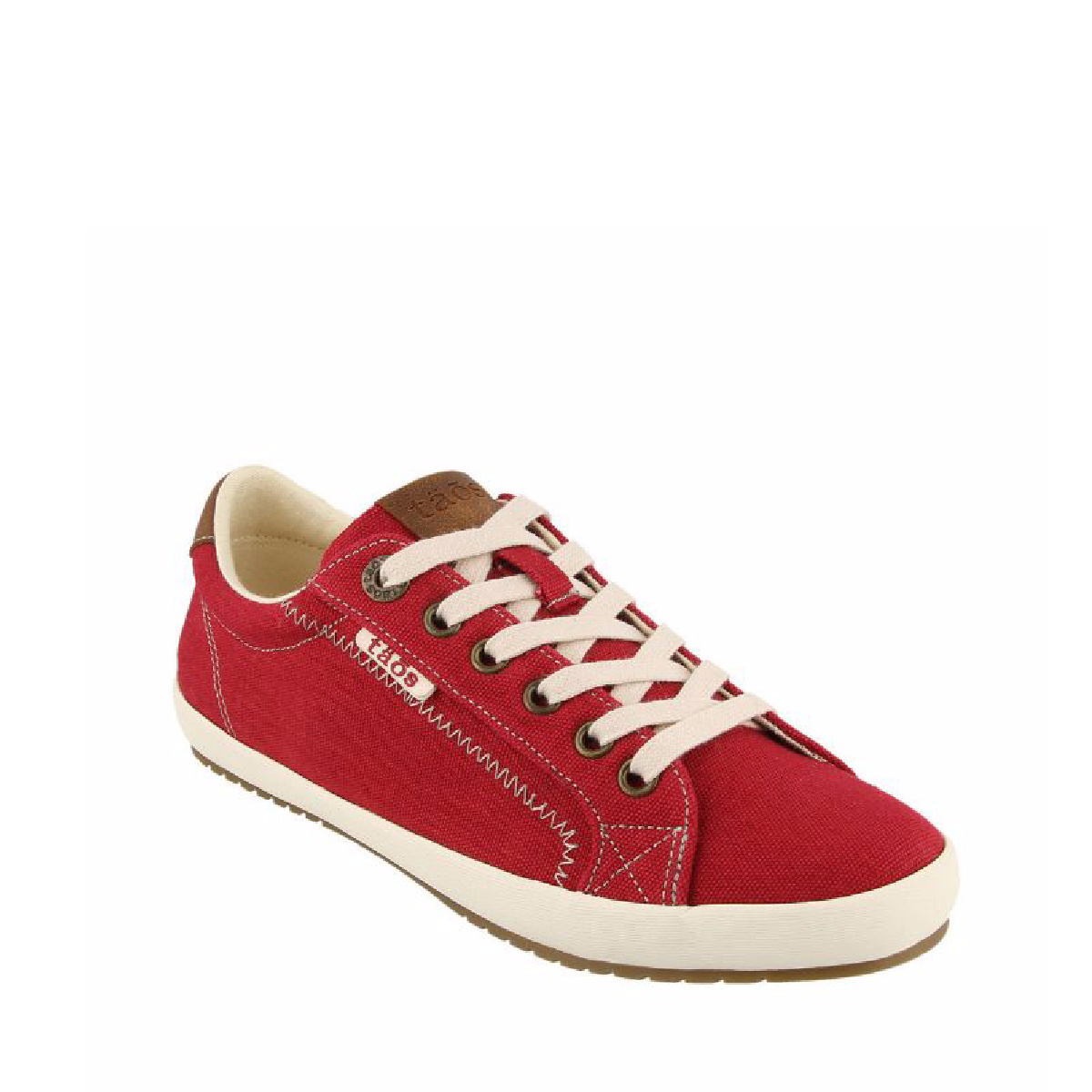 Taos Footwear Taos Star Burst Sneaker Red