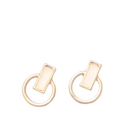 Michelle McDowell Robin Stud Earrings