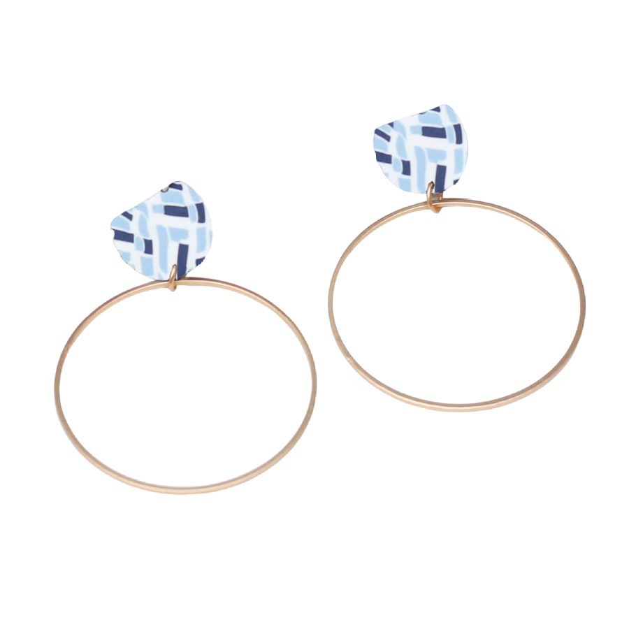 Michelle McDowell Michelle McDowell Posie Hoop Earrings