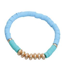 Michelle McDowell Miller Beaded Bracelet