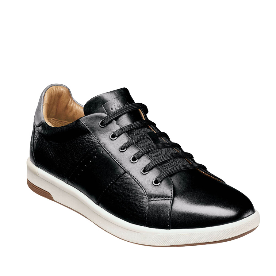 Florsheim Shoe Company Florsheim Crossover Sneaker Black