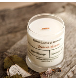 Kabre Candle & Bath Kabre Wood Wick Soy Candles