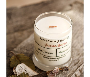 Kabre Wood Wick Soy Candles
