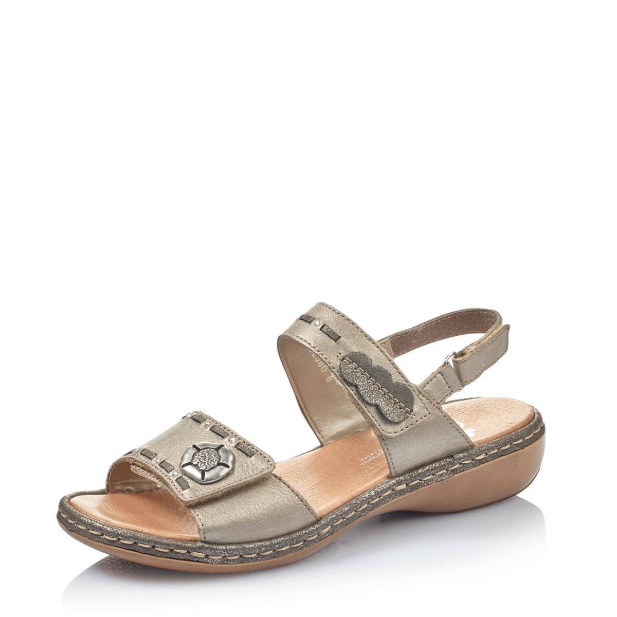 Rieker Rieker 65972-90 Sandal Gold