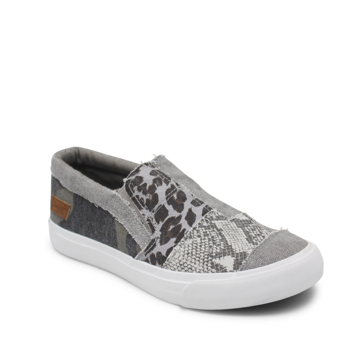 Blowfish Malibu Blowfish Malibu Maddox Slip-on Smoke Snake