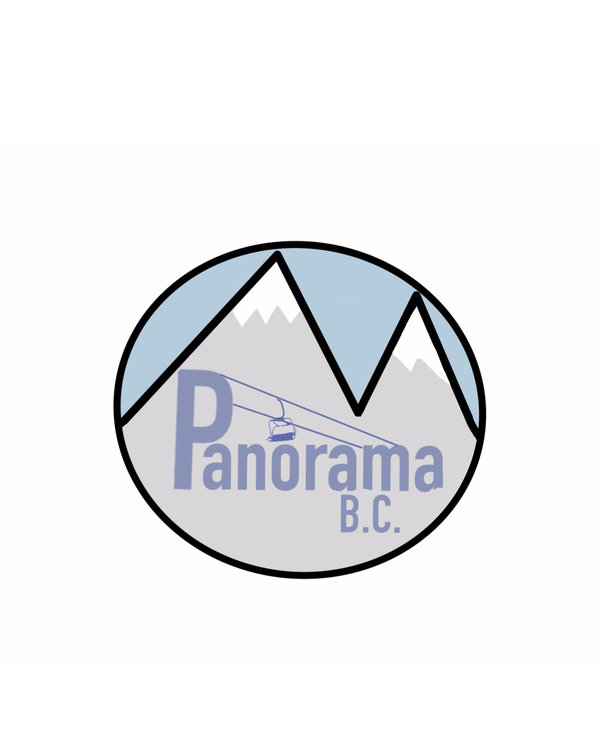 Peel Here Stickers Panorama