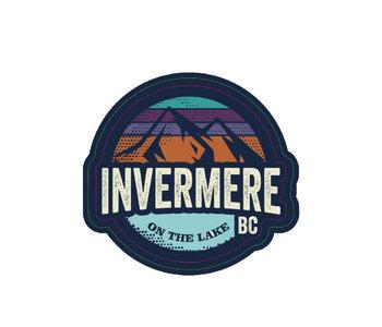 Souvenir Invermere Stickers