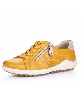 Remonte R1417-68 Sneaker Yellow