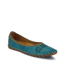 Spring Step Kenyetta Shoe Turquoise