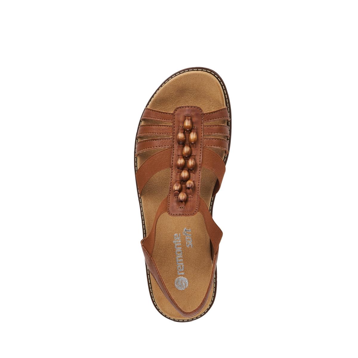Remonte Remonte D2065-24 Sandal Brown