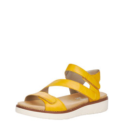 Remonte D2050-68 Sandal Yellow