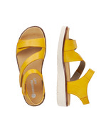 Remonte Remonte D2050-68 Sandal Yellow