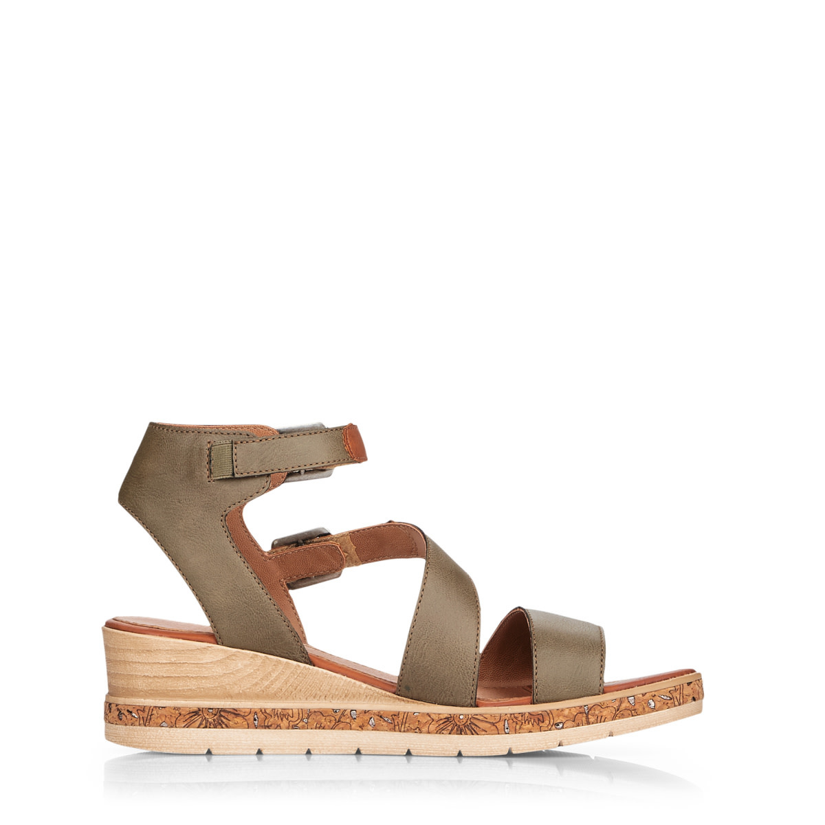 Remonte Remonte 3052-54 Sandal Army