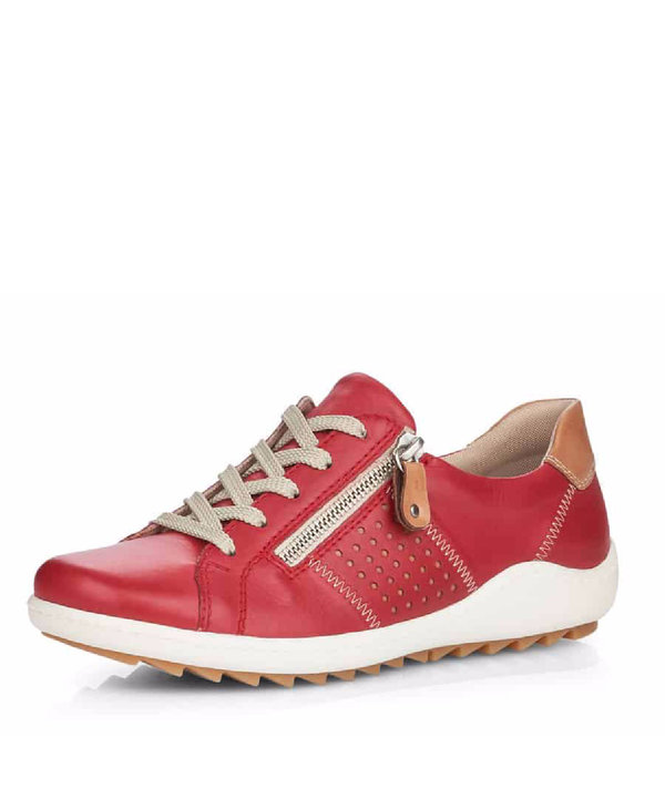 Remonte R1417-33 Sneaker Red