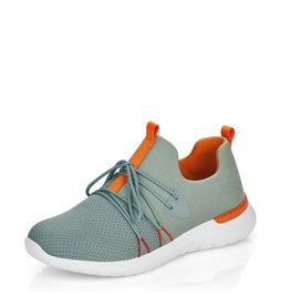 Remonte R5700-52 Sneaker Green