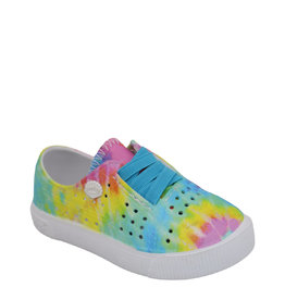Blowfish Youth/Kids EVA Pastal Tie Dye Blue